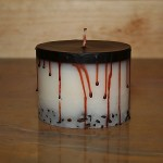 White Chocolate Mocha Scented Candle