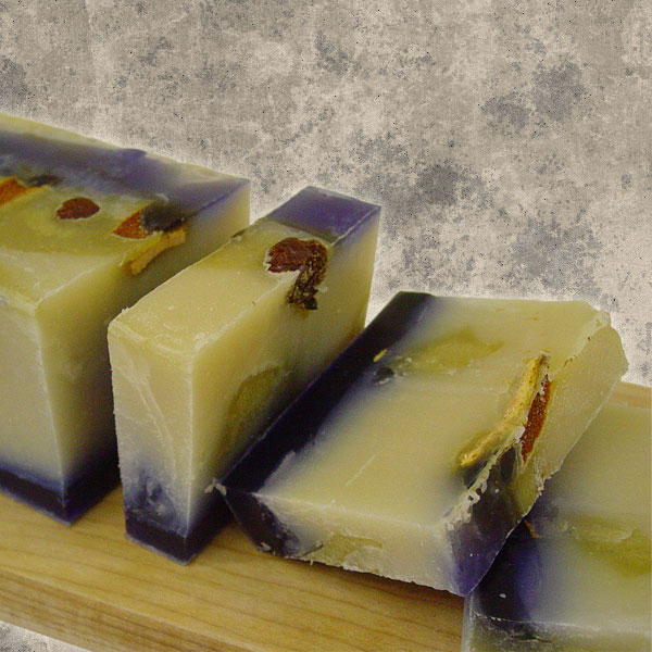 blackberry current olive oil soap