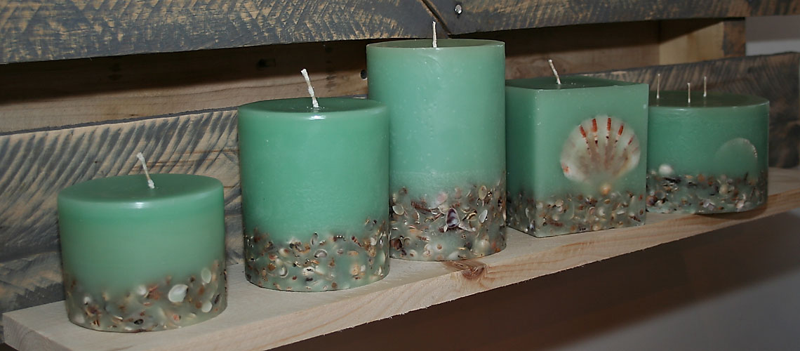 ocean mist scented candles