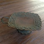 Verde Candle Plate