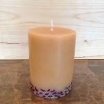 creme brulee scented candle
