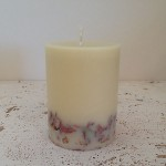 garden sage scented candle