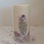 Garden Sage 4.5x9.5 handmade candle