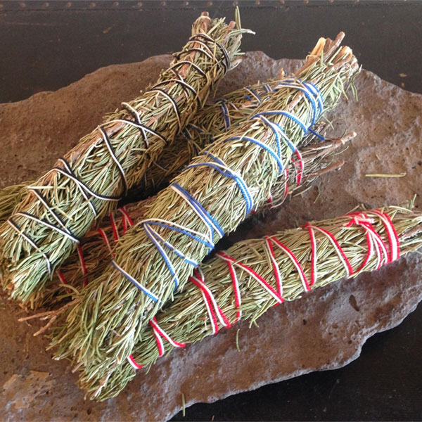 Fragrant Rosemary Smudge Sticks