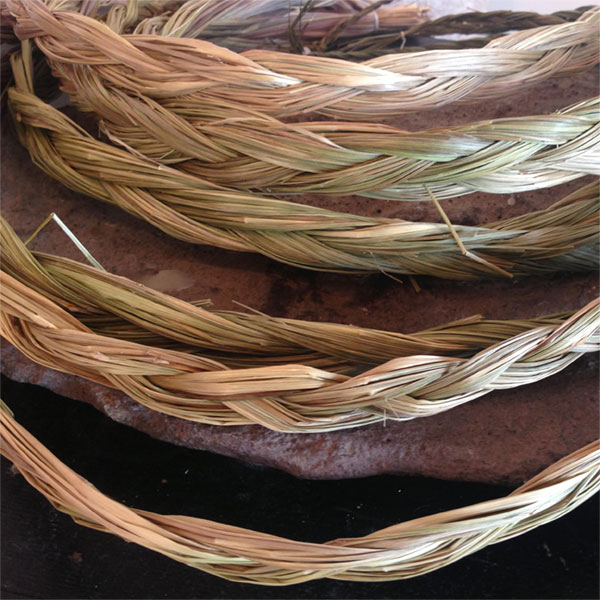 Fragrant Sweet Grass Smudge Sticks