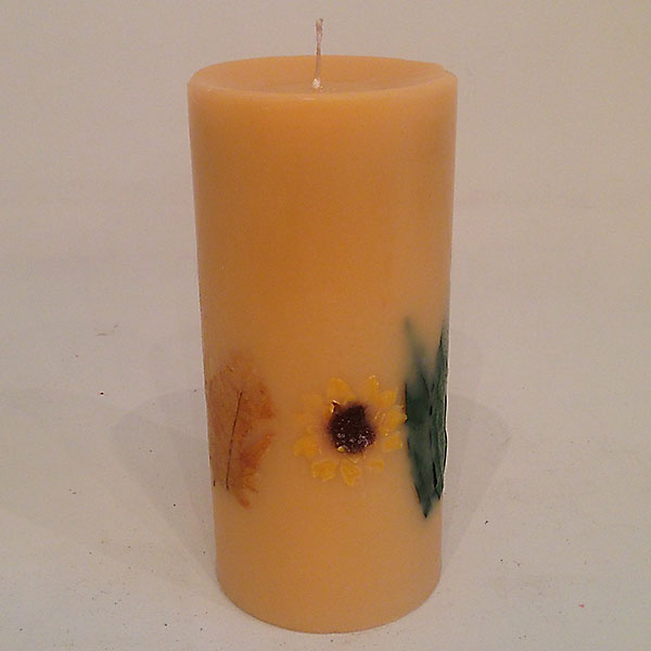 Citrus Sunburst 4.5x9 scented candle