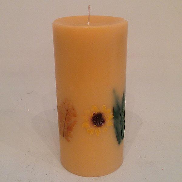 Citrus Sunburst 4.5x9 scented candle