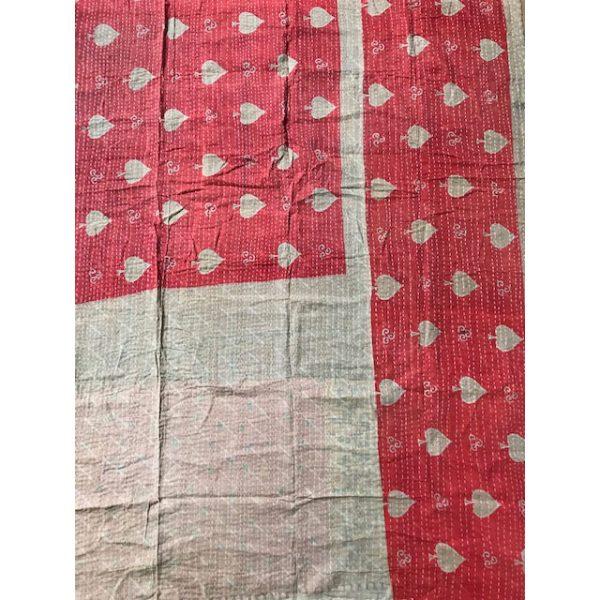 Kantha Blanket 4a