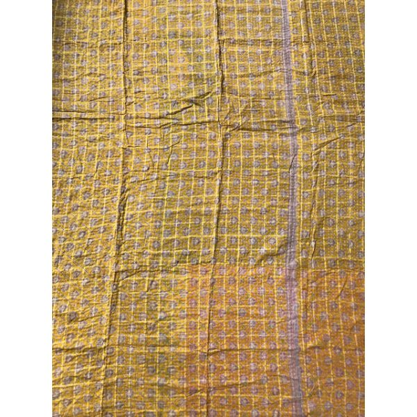 Kantha Blanket 4b