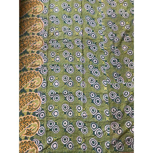 Kantha Blanket 5a