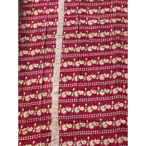 Kantha Blanket 5b