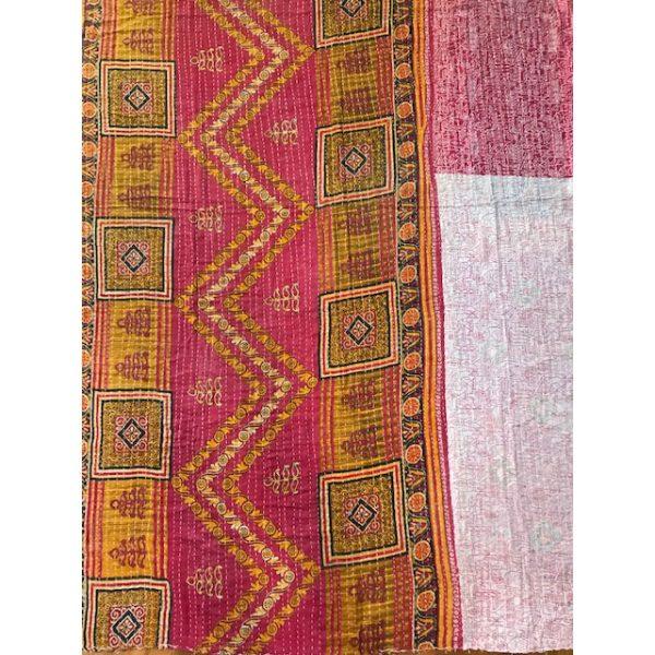 Kantha Blanket 16d