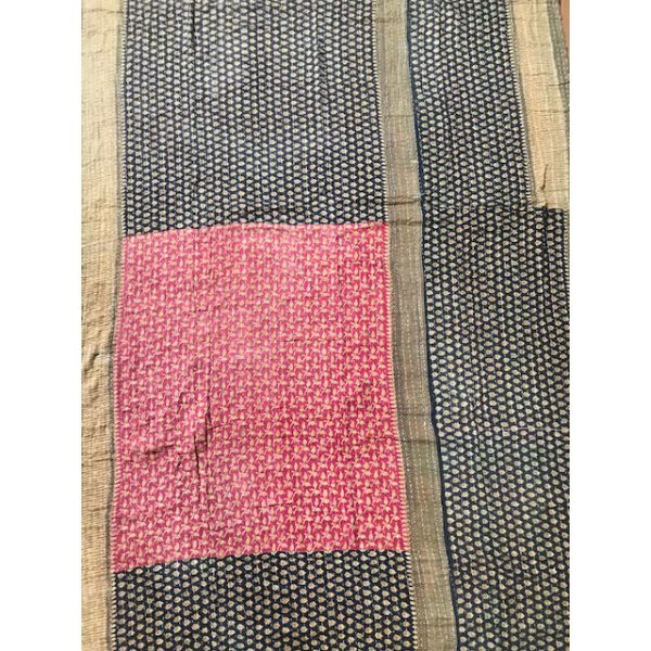 Kantha Blanket 9a