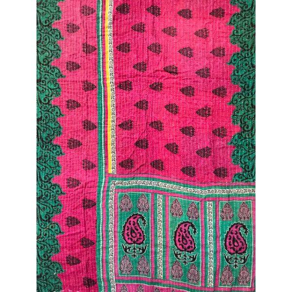 Kantha Blanket 20a