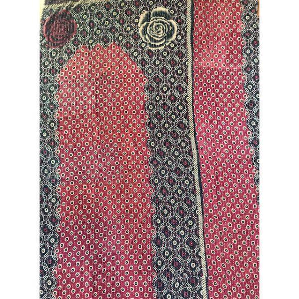 Kantha Blanket 20b