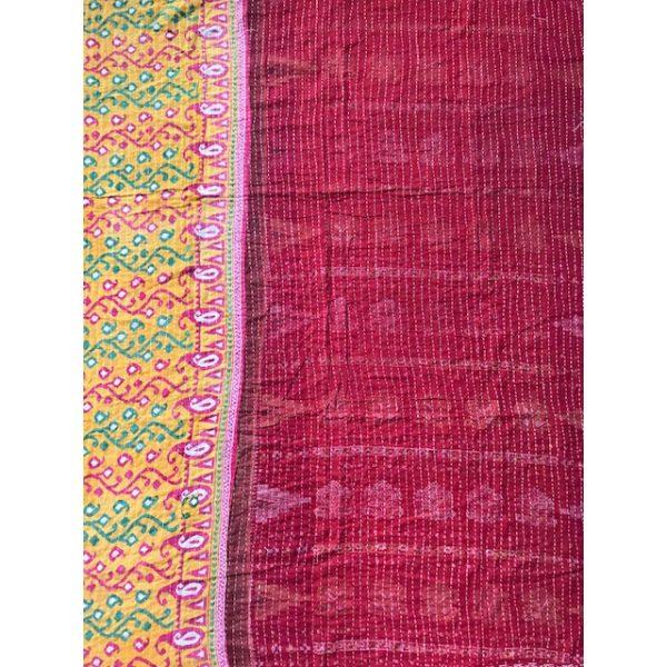 Kantha Blanket 22b